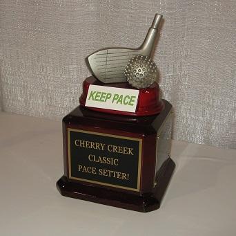 Cherry Creek Cl trophy