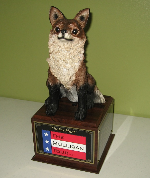 Fox Hunt Trophy