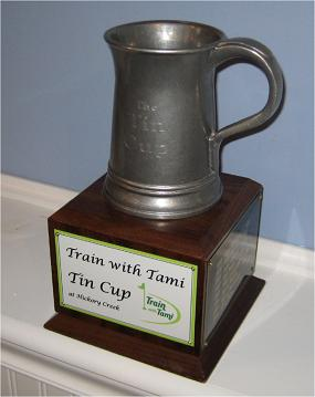 tin cup trophy